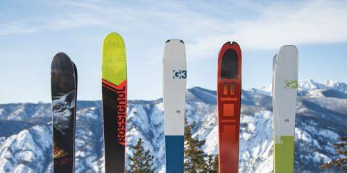 Ski und Snowboard Einlagern