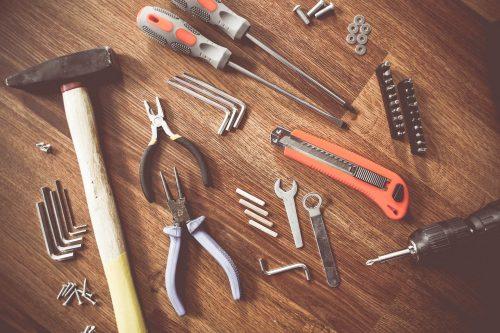 Einlagern von Werkzeug STORE ROOM