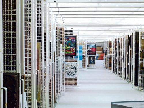 Kunst Richtig Einlagern - STORE ROOM SELF STORAGE WIEN SÜD