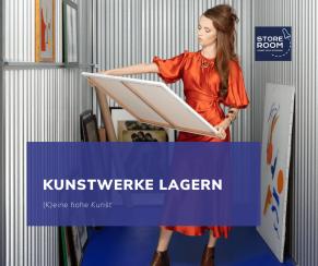 Kunstwerke Richtig Lagern - STORE ROOM SELF STORAGE WIEN SÜD