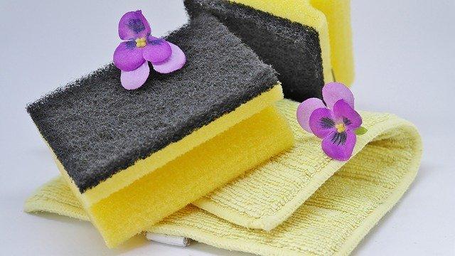 hygiene bad handtuch