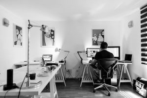 Home-Office Routine