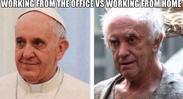 HOME OFFICE MEME