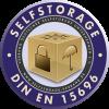 Self Storage DIN EN 15696 Siegel