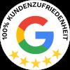 Google 100% Zufriedenheit STORE ROOM